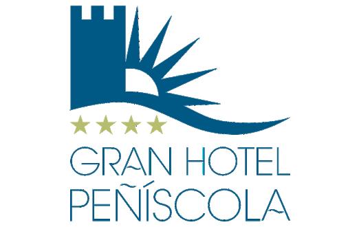 Resultado de imagen de logo gran hotel peñiscola