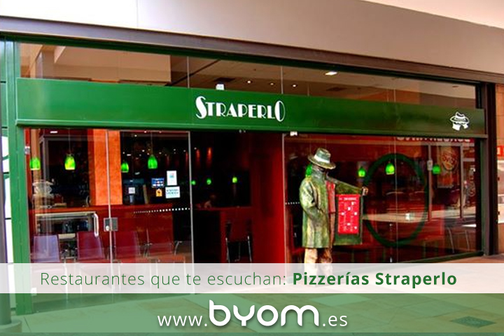 restaurante pizzeria straperlo