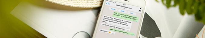Consejos para una buena atención al cliente por Whatsapp