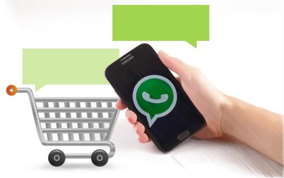 Pedidos tienda online por Whatsapp